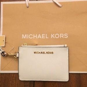 Michael Kors wristlet. New with tags.